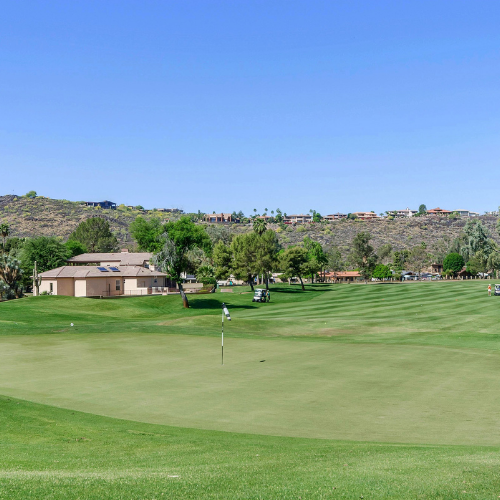 Moon Valley Country Club, Moon Valley Golf